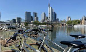 Fahrradtour Frankfurt Skyline